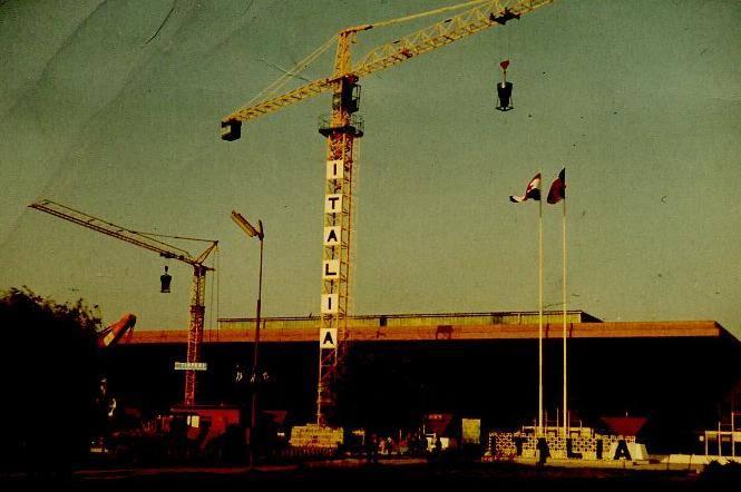 Veletrh Bělehrad 1968