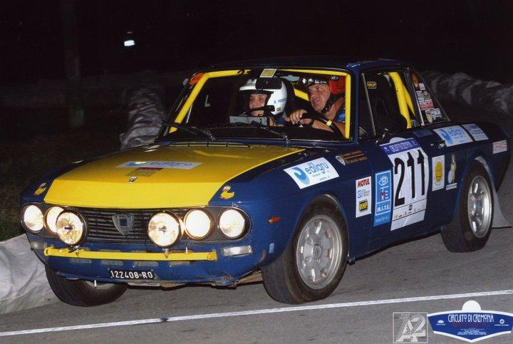 Rally tým Lancia Fulvia