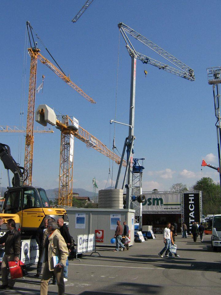 Veletrh Bergamo 2008