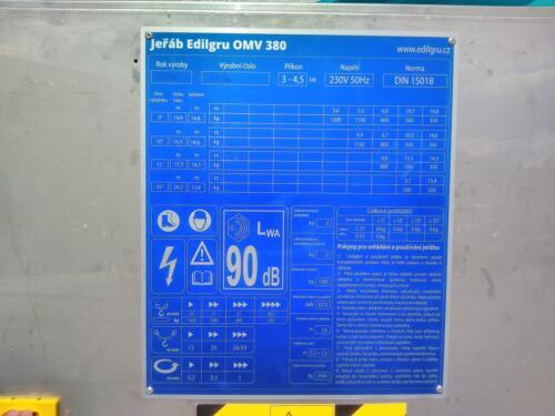 Edilgru OMV 380